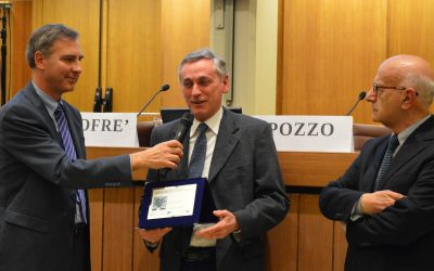 "Pasini received the ""Scientific Communication Award"" 2016"