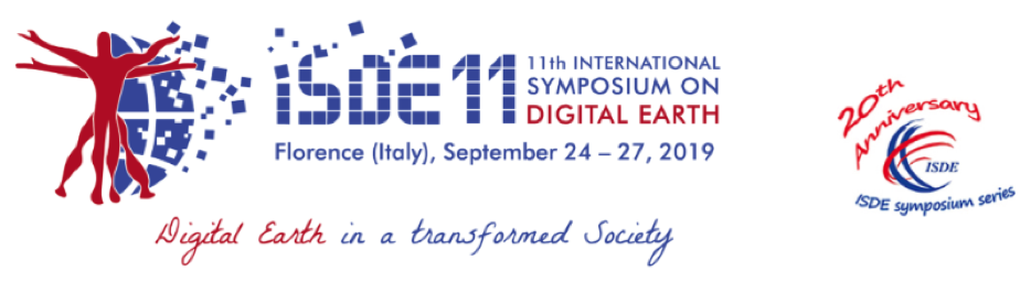 11th International Symposium on Digital Earth (ISDE 11)
