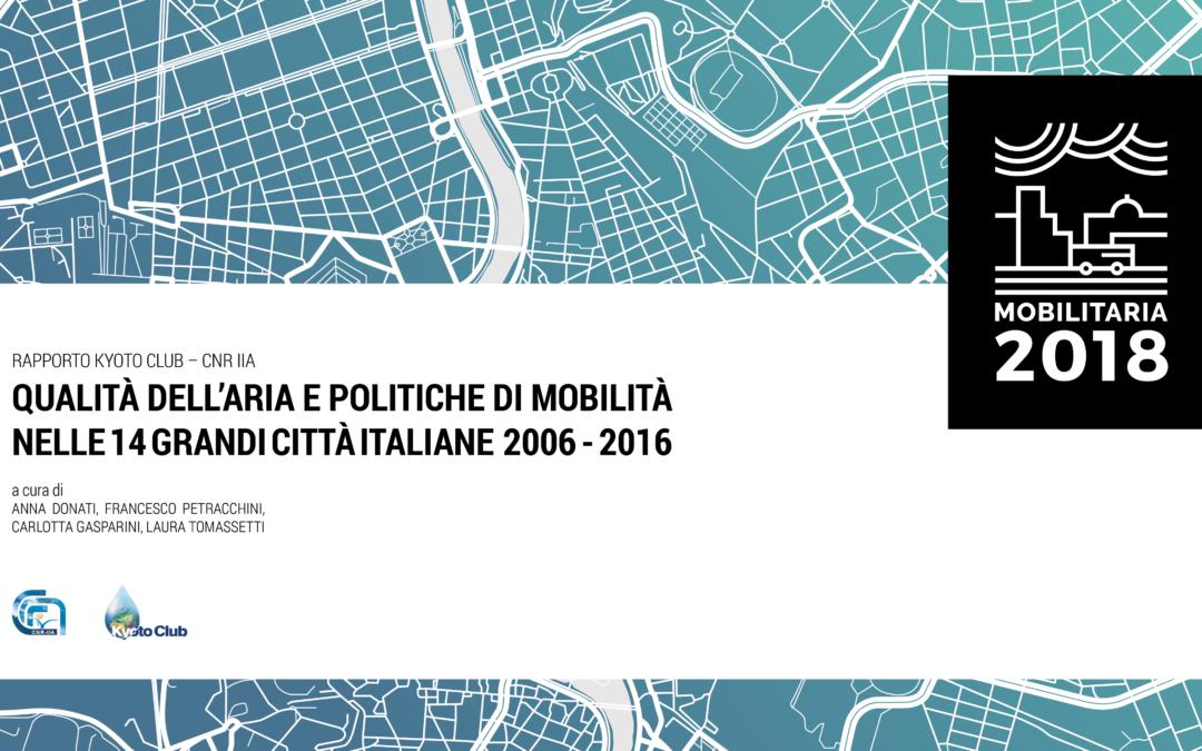 Convegno MobilitAria a Milano