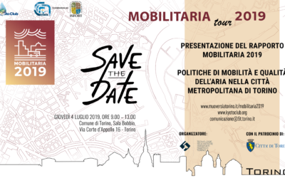 Mobilitaria Tour 2019
