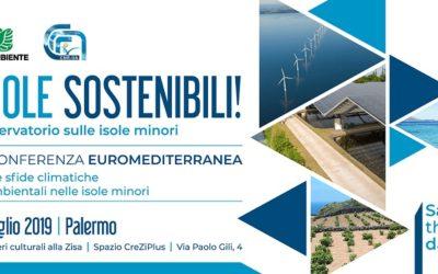 Isole sostenibili! Conferenza a Palermo il 5 Luglio