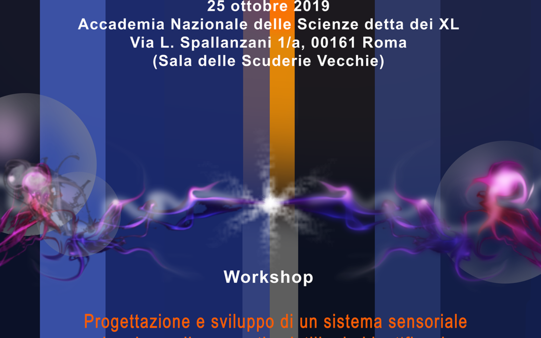BRIC ID12 – Workshop @ Villa Torlonia, Roma