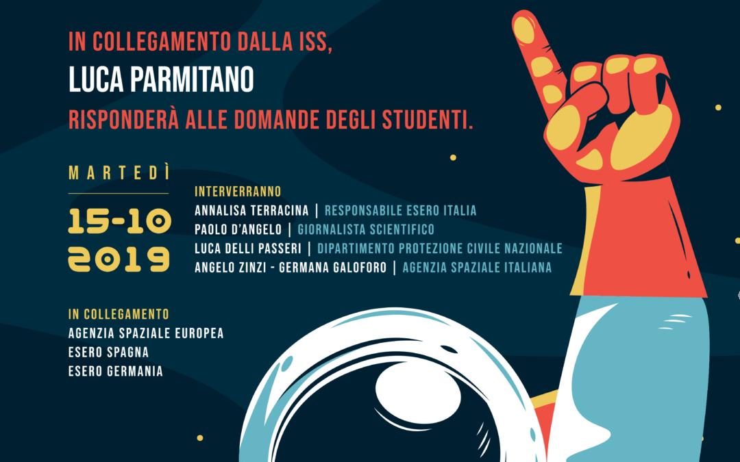 """Evento """"BEYOND"""" – ESERO Italia chiama Parmitano"""