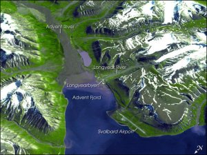 Training course on terrestrial remote sensing in Svalbard