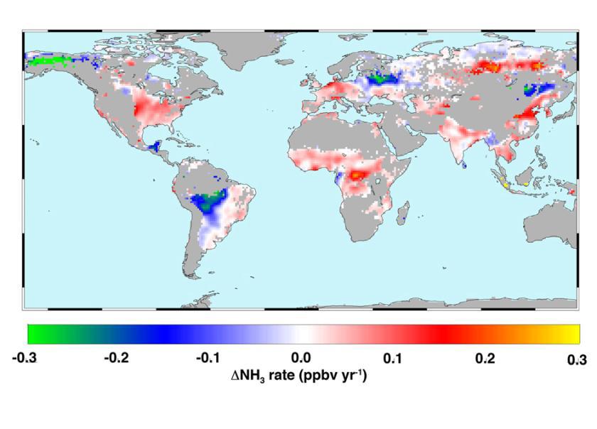 La diffusione di SARS-CoV-2 può essere favorita dagli aerosol alcalini e dalle emissioni di ammoniaca?