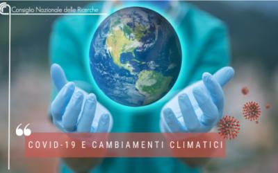 Covid-19 e cambiamenti climatici